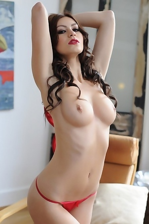 Summer St Claire Horny Beauty