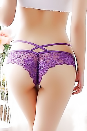 Lace Panties Are Back!