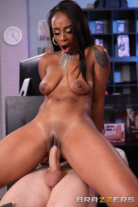 Lola Marie Happy To Ride That Big Dick Until She Cums