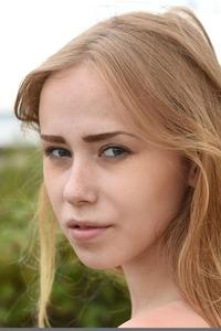Skinny Blonde Goddess Marika B - Domai - 8Boobs