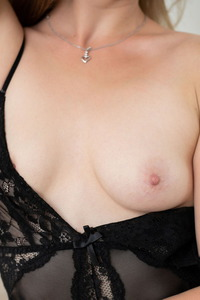 Clara Get Naked And Stroke Her Gorgeous Breasts