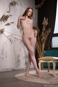 Ginger Frost Fondles Her Lovely Breasts