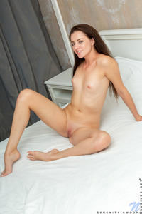 Serenity Swoon Loses Herself In A Masturbation Fantasy