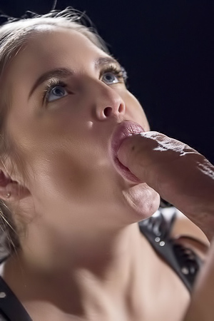 Alessandra Jane Fetish Cock Sucking