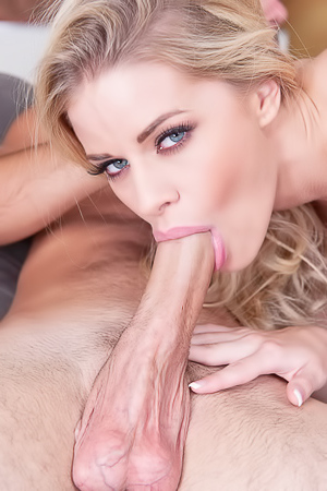 Babe Jessa Rhodes Gets Spoon Fucked By Hung Stud