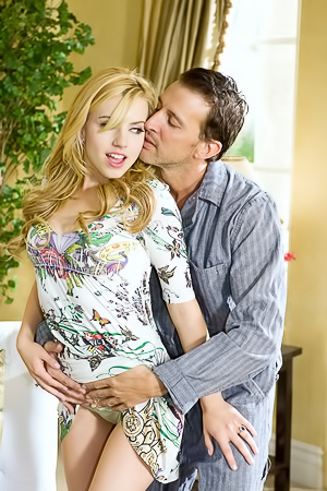 Lexi Belle - Hot Cum On My Lips