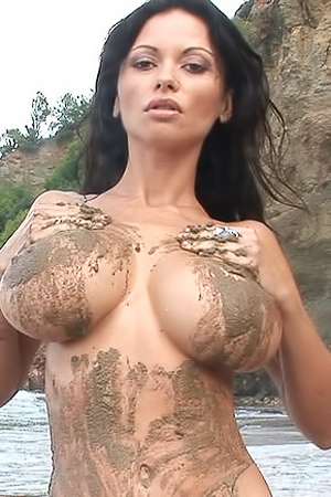 Veronica Zemanova Wet Boobs