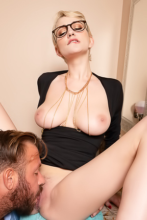 Cumshot For Sex Mom Skye Blue