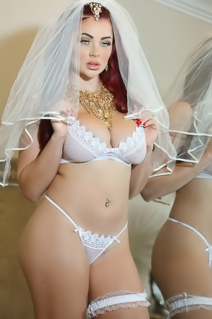 Skyla Novea Slutty Submissive Wedding