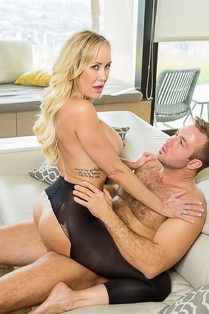 Your wife Brandi Love is on a tear